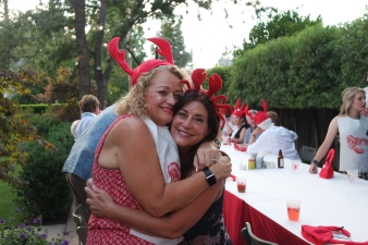 Gina and Jane