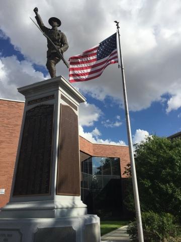 Evanston War Memorial