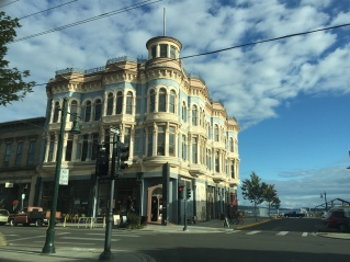 Port Townsend Victorian architecture
