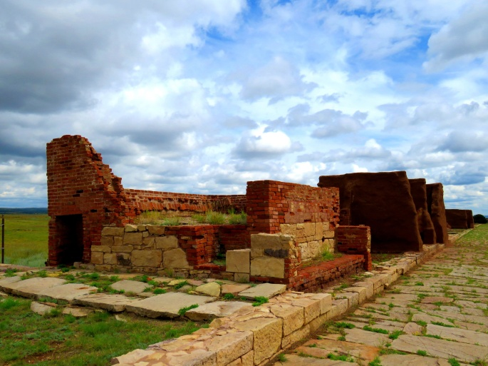 Fort Union 1