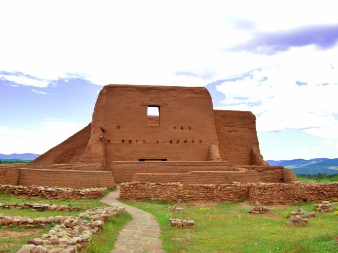 Pecos Pueblo 2