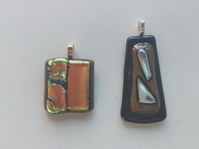 Glass Fusion Jewelry