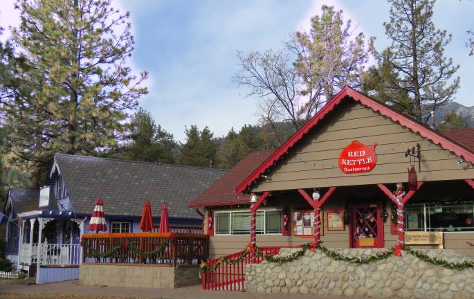 Idyllwild Red Restaurant